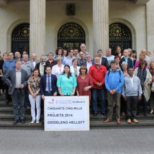Diddeleng Hellëft soutient un projet de santé au Mali