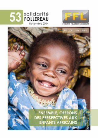 Novembre 2014 publication