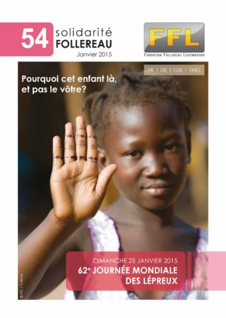 Janvier 2015 publication