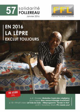 Janvier 2016 publication