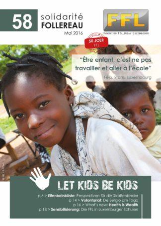 Mai 2016 publication