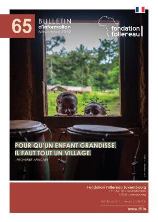 Novembre 2019 publication