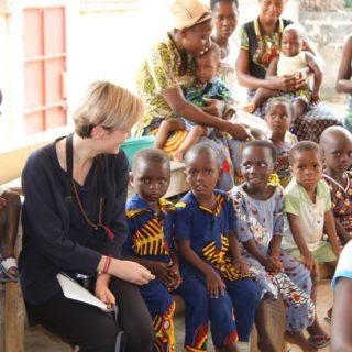 Mission de la Fondation Follereau au Bénin 2016