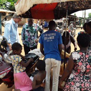 Mission de terrain au Togo et au Bénin, 2018