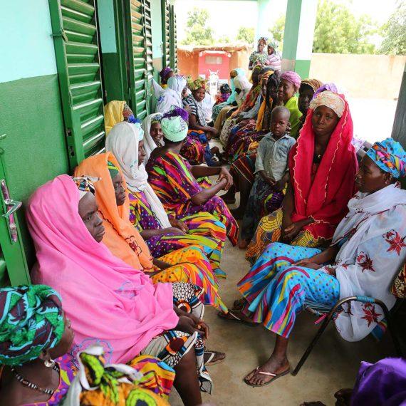 Promotion de la santé féminine, maternelle et infantile (gallery)