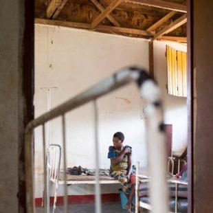 Humanitäre Nothilfe in der ZAR