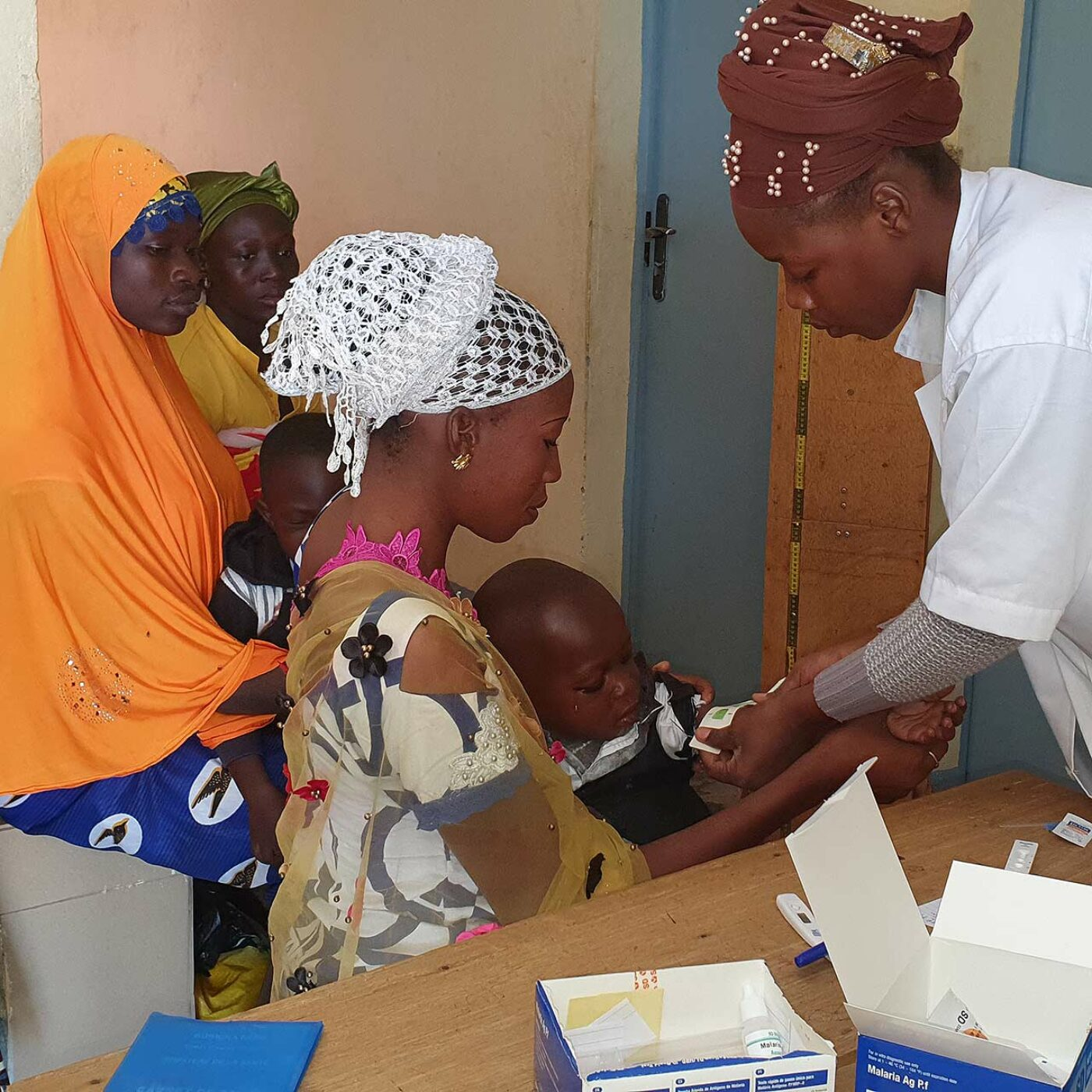Programme de santé communautaire (Burkina Faso)