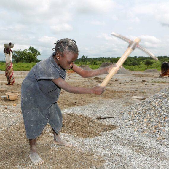 Lutte contre la traite des enfants au nord du Bénin (gallery)
