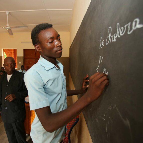 Les jeunes jardiniers de Dédougou (gallery)