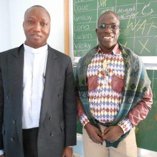 Visite des partenaires de la Côte d'Ivoire et du Burkina Faso