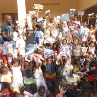 Noël chez nos partenaires africains
