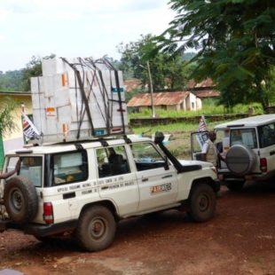 ZAR: Gewaltsame Konflikte verzögern start Humanitärer Hilfe von Fairmed und FFL