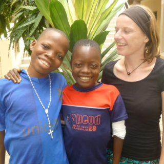 Romy au Bénin