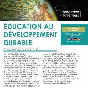 EDD publication