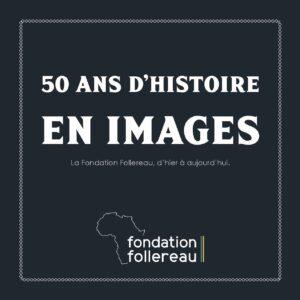 50 ans d'histoire publication
