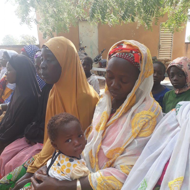 Programme de santé communautaire, Mali